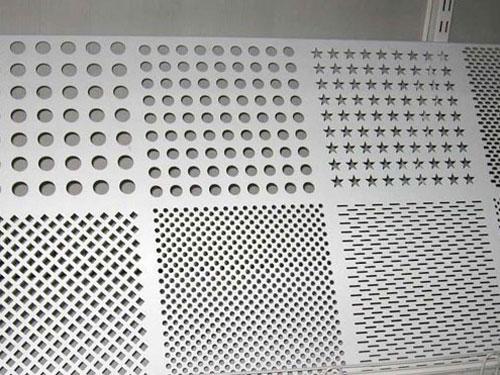 不锈钢筛板加工