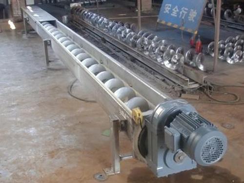 无轴螺旋输送机卹�a_管式螺旋输送机,无轴螺旋输送机,ls型螺旋输送机,耐高温螺旋输送机,fu