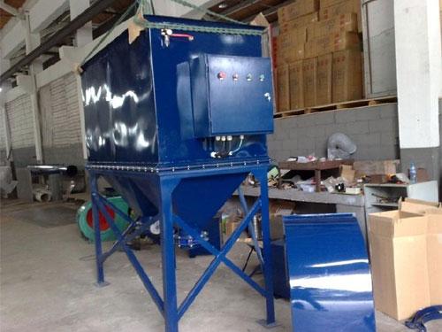 工业粉尘收集器